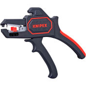 KNIPEX 12 62 180 Automatic Adjustable Length 10-24 AWG Wire Stripper