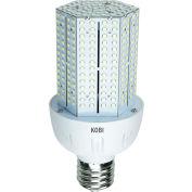 Kobi Electric K3N3 30-watt (100-Watt HID) 120-277v Corn Light LED 6000K Cool White, Non-Dimmable