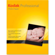 "Kodak Prof Inkjet Fibre Satin Fine Art Paper 08400108A, 8-1/2"" x 11"", Neutral, 50/Box"