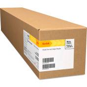"Kodak Water-Resistant Scrim Banner KWRSB50, 50"" x 40', White, 1 Roll"
