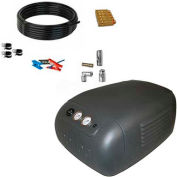 Koolfog KF100-N 100' UV Protected Nylon Misting Kit System, W/115 Volt,2 HP M44 Pump
