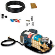 Koolfog KF70-N 70' UV Protected Nylon Misting Kit System, W/115 Volt,1 HP G2-20 Pump