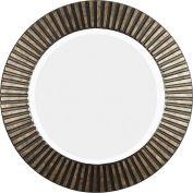 "Kenroy Lighting, North Beach Wall Mirror, 60021, Bronze Finish, Polyurethane, 2""L"