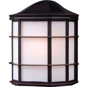 "Kenroy Lighting, Alcove Lantern, 92053ORB, Oil Rubbed Bronze Finish, Metal, 4""L"