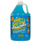 Krud Kutter Deck & Fence Pressure Washer Concentrate - 1 Gallon Bottle - DF014 - Pkg Qty 4