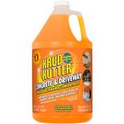 Krud Kutter Concrete & Driveway Pressure Washer Concentrate - 1 Gallon Bottle - DG014 - Pkg Qty 4