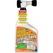 Krud Kutter Exterior Siding Cleaner - 32 Oz. Hose End Spray Bottle - ES32H4 - Pkg Qty 4