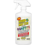 Krud Kutter Graffiti Remover - 16 Oz. Trigger Spray Bottle - GR164 - Pkg Qty 4