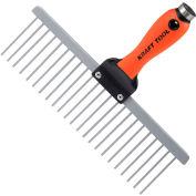 "Kraft Tool Co® PL212PF 12"" Plasterer's Scarifier W/ProForm® Handle"