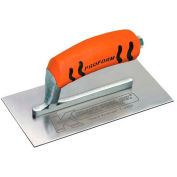 "Kraft Tool Co® PL407PF Midget Trowel W/ProForm® Handle, 8"" x 3"""