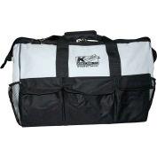 "Kraft Tool Co® WL103 Professional Nylon Tool Bag, 24"" x 10-1/2"" x 13-1/2"""