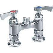 "Krowne 15-4XXL - Royal Series 4"" Center Raised Deck Mount Faucet Body"