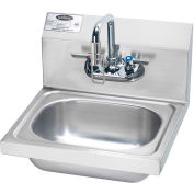 "Krowne HS-34 - 16"" Wide Hands Free Hand Sink"