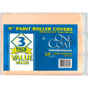 "Bestt Liebco® 3/4"" One Coat Knit Roller Cover - 9"" 118444900 - Pkg Qty 9"
