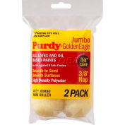 "Purdy® 4-1/2"" X 3/8"" Jumbo Golden Eagle Mini Roller 2-Pk 140624022 - Pkg Qty 6"