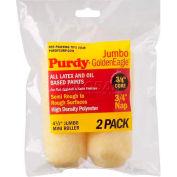"Purdy® 4-1/2"" X 3/4"" Jumbo Golden Eagle Mini Roller 2-Pk 140624024 - Pkg Qty 6"