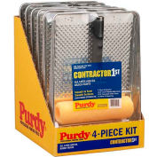 Purdy® Contractor 1st 4pc. Roller Kit 140810200 - Pkg Qty 6