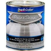 Dupli-Color Paint Shop Finish System Base Coat Brilliant Silver (Metallic) 32 Oz. Quart - BSP202 - Pkg Qty 2