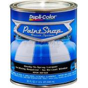 Dupli-Color® Paint Shop Finish System Base Coat Deep Blue (Metallic) 32 Oz. Quart - BSP204 - Pkg Qty 2