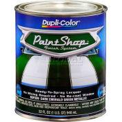 Dupli-Color Paint Shop Finish System Base Coat Dark Emerald Green Metallic 32 Oz. Quart - BSP209 - Pkg Qty 2