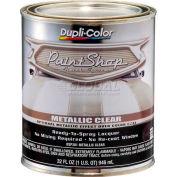 Dupli-Color Paint Shop Finish Special Effects Mid-Coat Clear Metallic Clear Coat 32 Oz. - BSP301 - Pkg Qty 2