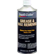Dupli-Color® Grease And Wax Remover 32 Oz. Quart - CM541 - Pkg Qty 6