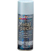 Dupli-Color® Metal Flake Paint Sparkle Silver 11 Oz. Aerosol - MS200 - Pkg Qty 6