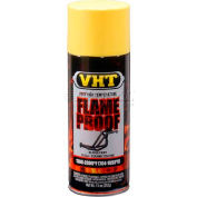 Vht Extreme High Temperature Coating Flat Yellow 11 Oz. Aerosol - SP108 - Pkg Qty 6