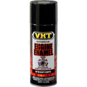 Vht High Temperature Engine Enamel Gloss Black 11 Oz. Aerosol - SP124 - Pkg Qty 6