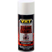 Vht High Temperature Engine Enamel Gloss White 11 Oz. Aerosol - SP129 - Pkg Qty 6