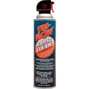 Tri-Flow® Rapid Cleantm Dry Degreaser - 20 Oz Aerosol / Accu-Sol® Trigger - TF0023008 - Pkg Qty 6
