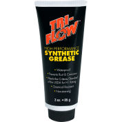 Tri-Flow® Synthetic Food Grade Grease, N.L.G.I. Grade 2, 3 Oz Tube - TF23004 - Pkg Qty 6