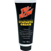 Tri-Flow Synthetic Food Grade Grease, N.L.G.I. Grade 2, 3 oz. Tube - TF23004 - Pkg Qty 6