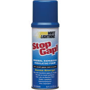 White Lightning® Stop Gap!® - 16 Oz. - Minimal Expanding Foam - Pkg Qty 8