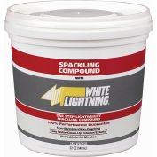 White Lightning® One Step Lightweight Spackling Compound - 1 qt. - WL60520 - Pkg Qty 6