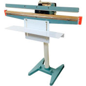 "Sealer Sales KS-FS605 24"" Automatic Foot Impulse Sealer with 5mm Seal Width"