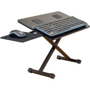 Uncaged Ergonomics KT3 Standing Keyboard Stand, Black
