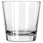 Libbey Glass 124 - Old Fashioned Glass, Heavy Base Fluted 5.5 Oz., 72 Pack