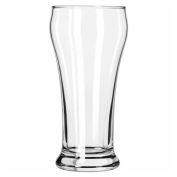 Libbey Glass 14 - Pilsner Glass, Heavy Base 12 Oz., 36 Pack