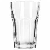 Libbey Glass 15237 Beverage Glass 10 Oz., DuraTuff, 36 Pack
