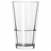 Libbey Glass 15790 - Stacking Mixing Glass 16 Oz., Glassware, Restaurant Basics, 24 Pack