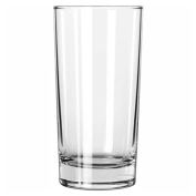 Libbey Glass 159 Beverage Glass Heavy Base 12.5 Oz., 48 Pack