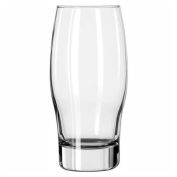 Libbey Glass 2395 Beverage Glass 14 Oz., Glassware, Duct-Section, Perception, 24 Pack by Beverage Glasses