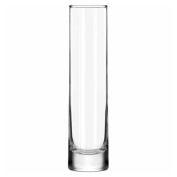 """Libbey Glass 2824 - Glass Vase Bud Cylinder 7.5""""H, 6.75 Oz., 24 Pack"""