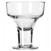 Libbey Glass 3827 Margarita Glass 12 Oz., Crab-A-Tizer Clear, 36 Pack