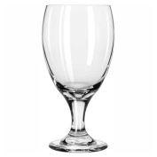 Libbey Glass 4116SR - Tall Iced Tea Glass 16.25 Oz., Glassware, Charisma Sheer-Rim/D.T.E, 24 Pack