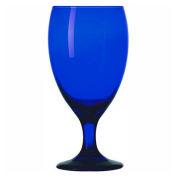 Libbey Glass 4116SRB/UPC00 - Iced Tea Glass Tall 16.25 Oz., Blue Cobalt, 12 Pack