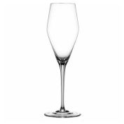 Libbey Glass 4320129 Champagne Flute 9.5 Oz., Glassware, Artistry Collection, Hybrid, 6 Pack