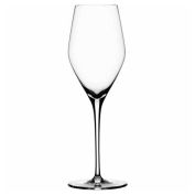 Libbey Glass 4400129 Champagne Flute 9.25 Oz., Glassware, Artistry Collection, Authentis, 6 Pack