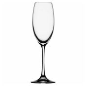 Libbey Glass 4510029 - Champagne Flute 8.75 Oz., Glassware, Artistry Collection, Vino Grande, 6 Pack